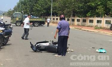 Nữ sinh lớp 12 chở em gái đi tựu trường bị tai nạn tử vong thương tâm