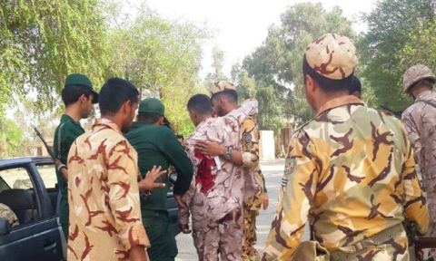 Iran cáo buộc các quốc gia vùng Vịnh tấn công cuộc diễu binh quân sự