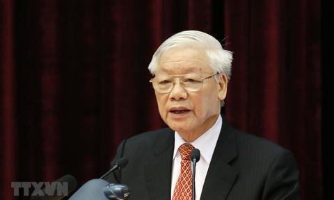 Toàn văn bài phát biểu của Tổng Bí thư, Chủ tịch nước Nguyễn Phú Trọng