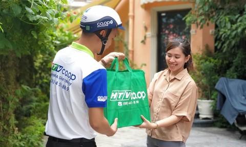 Kênh mua sắm HTV CO.OP - 8 năm đồng hành cùng hàng Việt