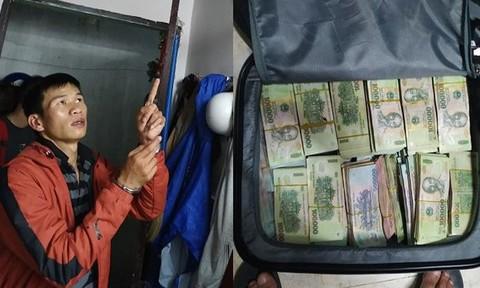 Tài xế đột nhập công ty cũ trộm 3,5 tỷ đồng ở Sài Gòn