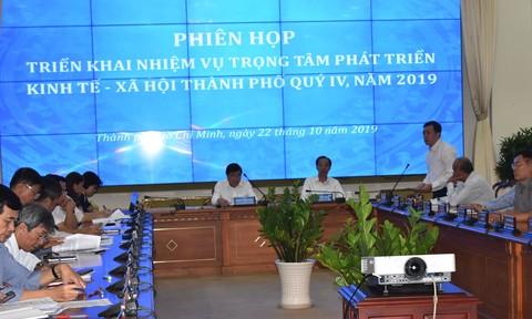 Kiến nghị tỷ lệ phân chia ngân sách hợp lý cho TPHCM