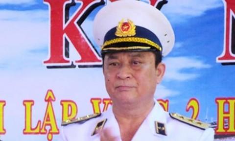 Khởi tố Đô đốc Nguyễn Văn Hiến, cựu Thứ trưởng Bộ Quốc phòng