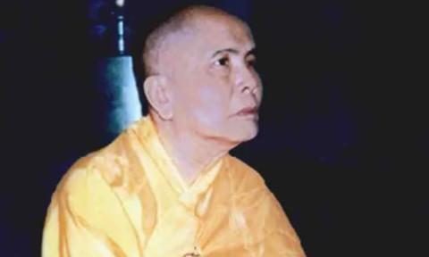 Lễ tang Hòa thượng Thích Trí Quang theo hình thức tâm tang