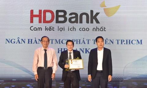 HDBank tiếp tục nhận giải Ngân hàng tài trợ tín dụng Xanh tốt nhất