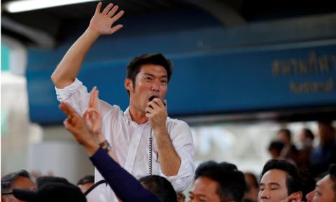 Biểu tình lớn nhất diễn ra ở Thái Lan từ sau đảo chính 2014