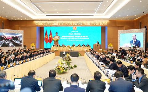 Quang cảnh Hội nghị đầu cầu Hà Nội