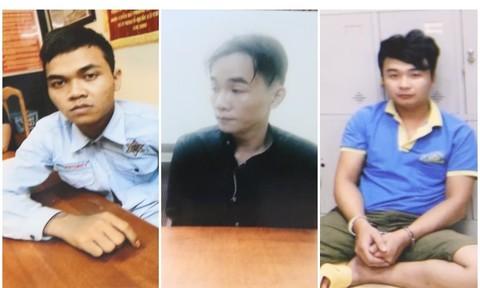 Vụ nổ súng cướp tiệm vàng ở Sài Gòn: Lập băng cướp từ mạng xã hội