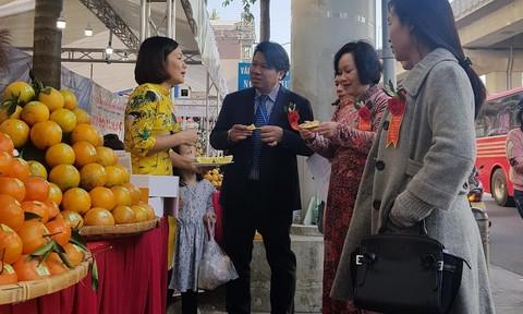 """Khai mạc """"Tuần lễ nông sản, thực phẩm tỉnh Hoà Bình"""""""