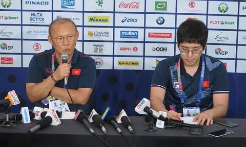 HLV Park Hang-seo tin cả hai ĐT bóng đá cùng về nước với tấm HCV