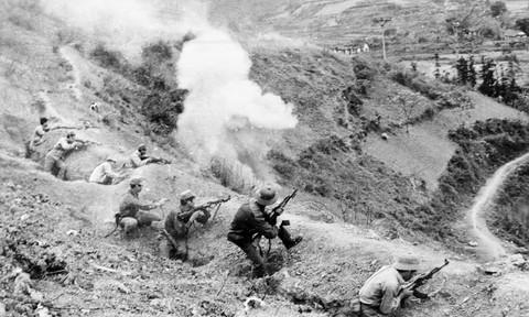 Lực lượng CAND trong cuộc chiến đấu bảo vệ biên giới phía Bắc