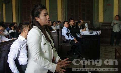 Bà Thảo không đồng ý với phương án chia tài sản 7 - 3 của ông Vũ