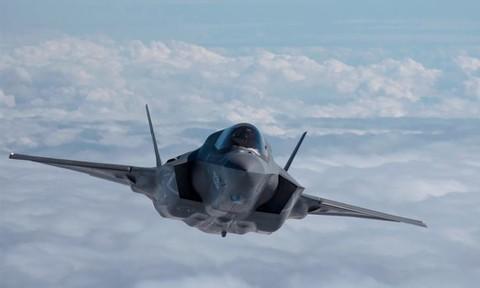 Singapore mua chiến đấu cơ tàng hình F-35 tuần tra Biển Đông