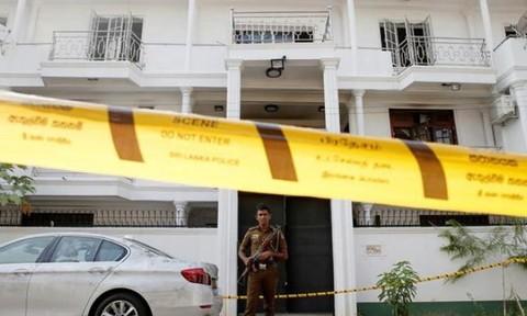 Vợ nghi phạm khủng bố Sri Lanka tự sát cùng ba con