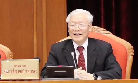 Bài phát biểu của Tổng Bí thư, Chủ tịch nước tại Hội nghị Trung ương 10
