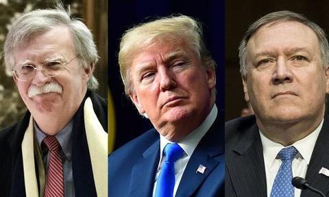 """Hục hặc giữa Trump và dàn cố vấn khiến Mỹ ngày càng """"mất uy"""""""