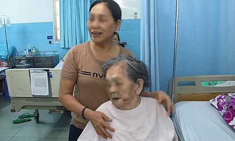 Thay khớp háng nhân tạo cho cụ bà có số tuổi cao kỷ lục 111 tuổi
