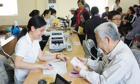 Từ ngày 1/7/2019 lương hưu tăng 7,19%