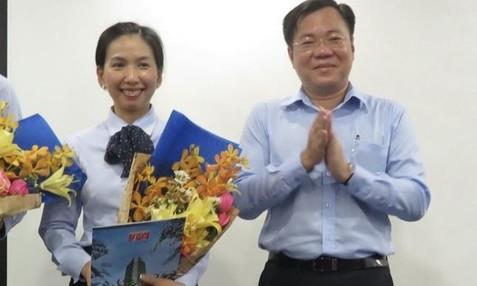 Công an TP.HCM thông tin về việc bắt Tề Trí Dũng và Hồ Thị Thanh Phúc