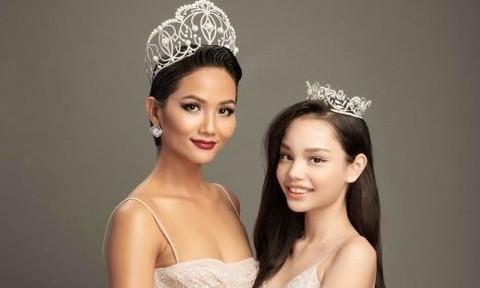 """Dàn hoa hậu, á hậu hội ngộ trong bộ ảnh """"Tự hào Việt Nam"""""""