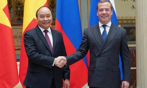 Thủ tướng mong các doanh nghiệp Nga nhanh chân hơn vào Việt Nam