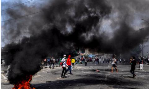 Indonesia bạo loạn sau bầu cử tổng thống - Vì đâu nên nỗi?
