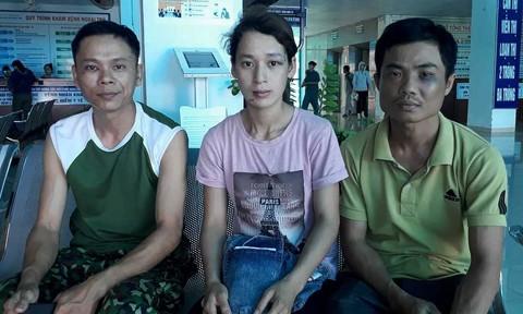Truy tìm nhóm côn đồ đánh dã man 3 người dân