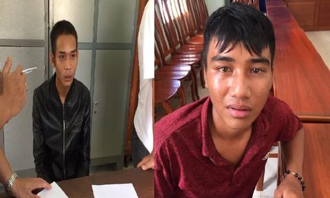 Bắt nóng 2 nghi phạm giết người trên đường phố