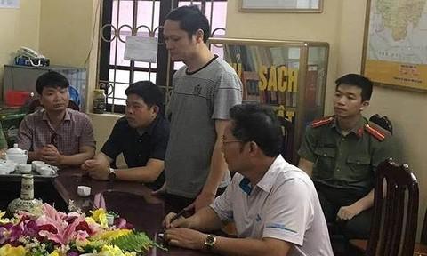 Vũ Trọng Lương thời điểm nghe công bố quyết định khởi tố