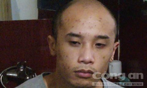 Bắt kẻ nghiện buôn ma túy từ Sài Gòn về Đà Lạt