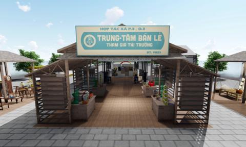 Saigon Co.op tái hiện sinh động hành trình 30 năm bán lẻ