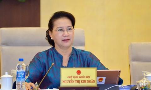 Thường vụ Quốc hội yêu cầu chấn chỉnh việc đại biểu vắng mặt tại kỳ họp