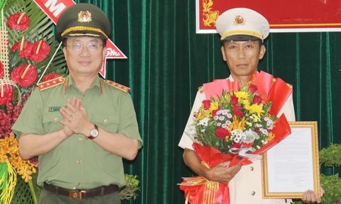 Tiền Giang, Đồng Tháp, Vĩnh Long có tân Giám đốc công an tỉnh
