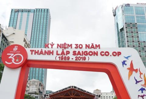 Cùng Saigon Co.op khám phá 30 năm hành trình bán lẻ