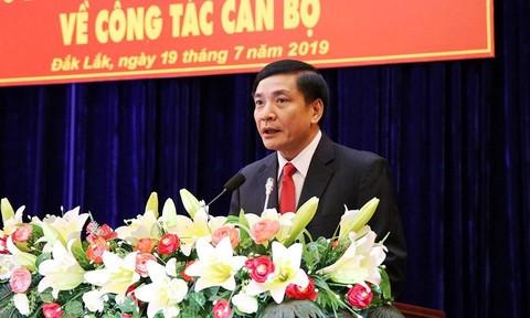 Chủ tịch Tổng LĐLĐ Việt Nam làm Bí thư Tỉnh ủy Đắk Lắk