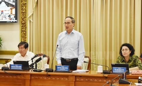 TP.HCM: Chuyển mình, tăng tốc cải cách hành chính