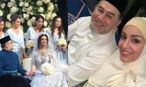 Luật sư riêng xác nhận cựu vương Malaysia ly hôn với hoa khôi Nga