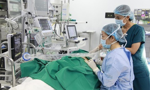 Vinmec điều trị tim mạch theo mô hình chuyên môn chuẩn Mỹ