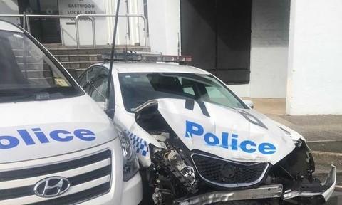 Tội phạm chở ma túy trị giá 140 triệu USD bị bắt vì va quẹt với xe cảnh sát