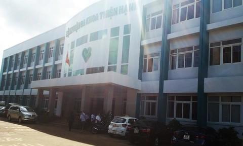 Bé trai 4 tuổi tử vong bất thường tại bệnh viện tư nhân