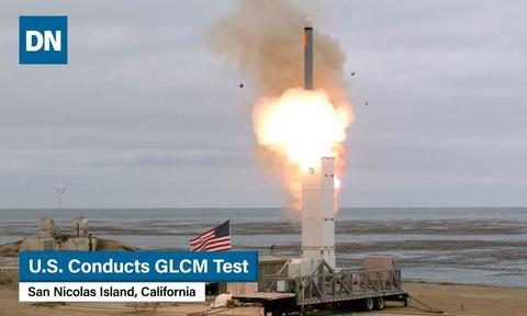 Nga, Trung Quốc lên án Mỹ thử tên lửa hành trình