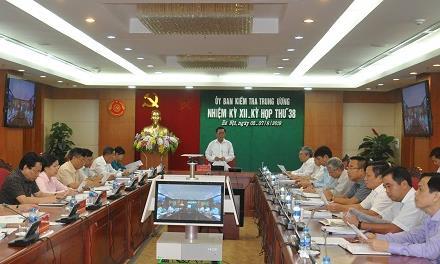 UBKT Trung ương kỷ luật nhiều lãnh đạo Công an tỉnh Đồng Nai