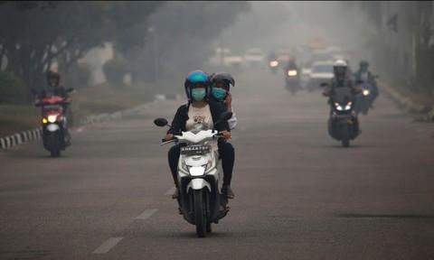 Thảm họa cháy rừng ở Indonesia: Bắt gần 200 nghi phạm