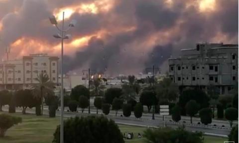 """Tóm tắt """"những điều cần biết"""" về vụ tấn công cơ sở sản xuất dầu của Saudi"""
