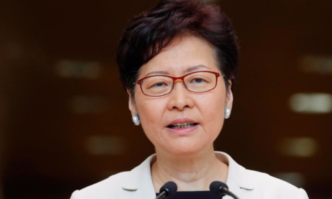 Đặc khu trưởng Hong Kong đối thoại với cộng đồng để giảm xung đột