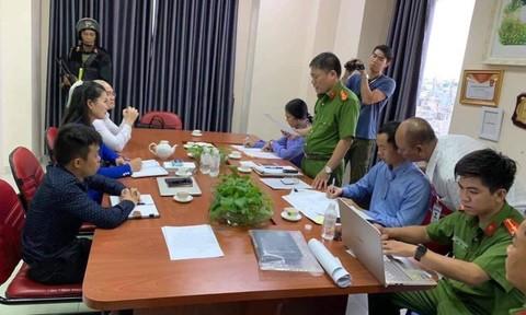 Công an TPHCM bắt giam Chủ tịch Công ty địa ốc Alibaba Nguyễn Thái Luyện và em trai
