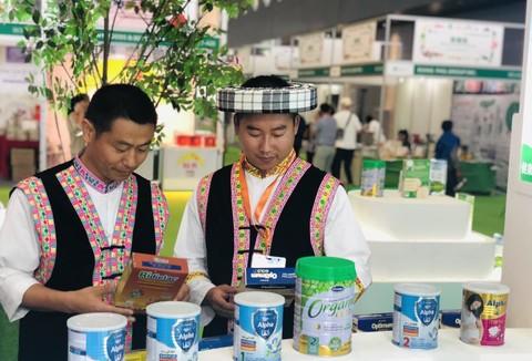 Người tiêu dùng Trung Quốc hồ hởi đón nhận sản phẩm Vinamilk