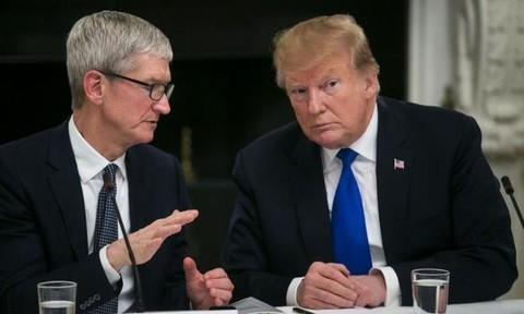 Tổng thống Mỹ yêu cầu Apple cho phép 'bẻ khóa' iPhone