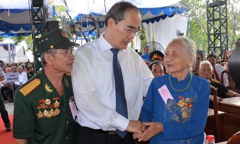 TPHCM họp mặt truyền thống cách mạng Sài Gòn - Chợ Lớn - Gia Định