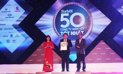 PNJ lọt Top 50 công ty niêm yết tốt nhất Việt Nam